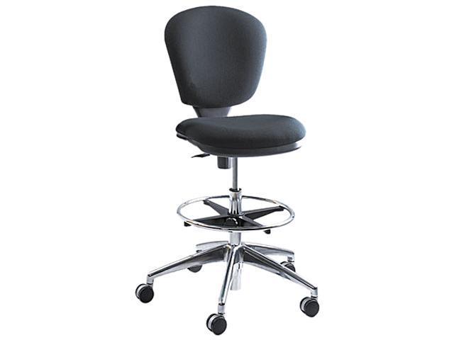 Safco 3442BL Metro Extended Height Swivel/Tilt Chair, 22-33