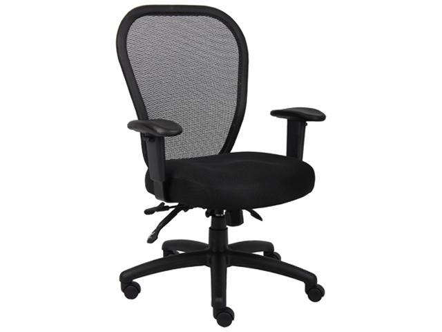 BOSS Office Products B6008 Multi-Function Mesh Task Chairs