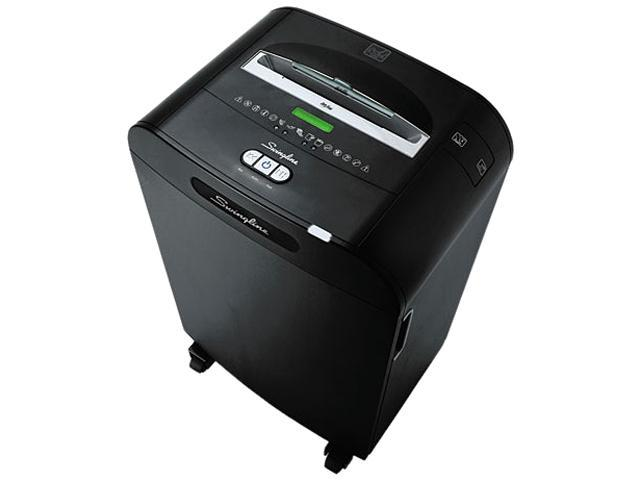 GBC Swingline 1770080 SM07-13 Medium-Duty Super Micro-Cut Shredder, 7 Sheet Capacity