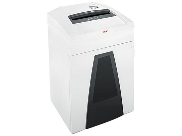 HSM of America 1853 SECURIO P36c Continuous-Duty Cross-Cut Shredder, 31 Sheet Capacity