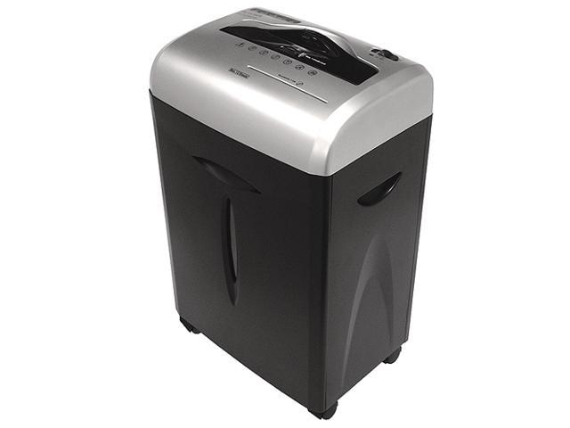 Aurora AU1217XB 12-Sheet Medium-Duty Cross-Cut Shredder, 12 Sheet Capacity