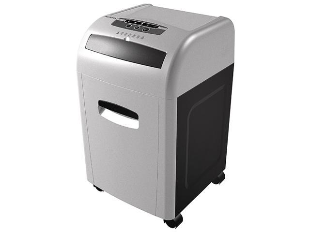 Aurora AU2020XA 20-Sheet Heavy-Duty Cross-Cut Shredder, 20 Sheet Capacity