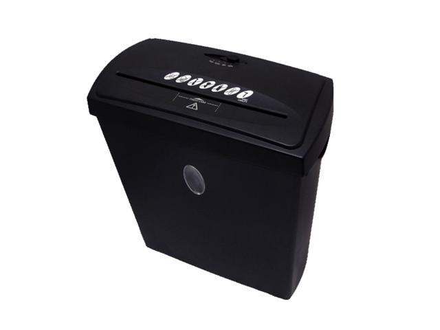 Rosewill 7-sheet Cross-Cut Paper, Credit Card and Staples Shredder (RSH-407CB)
