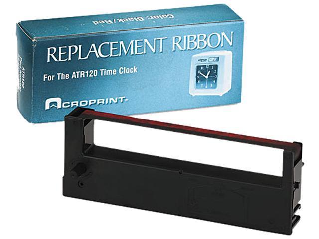 Acroprint 39-0127-000 390127000 Ribbon, Black/Red