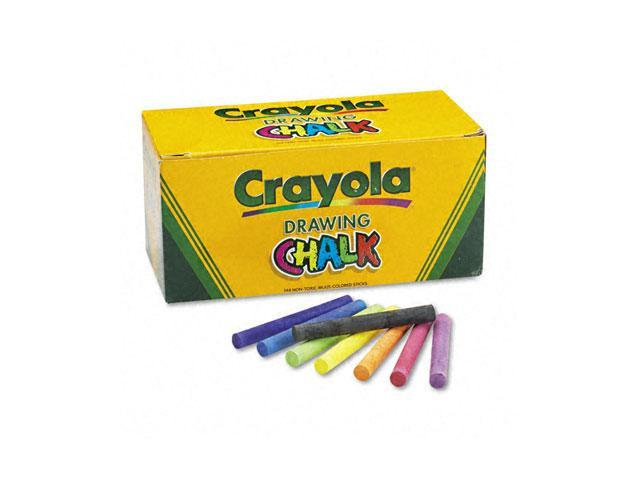 Crayola Drawing Chalk - 144-Pack