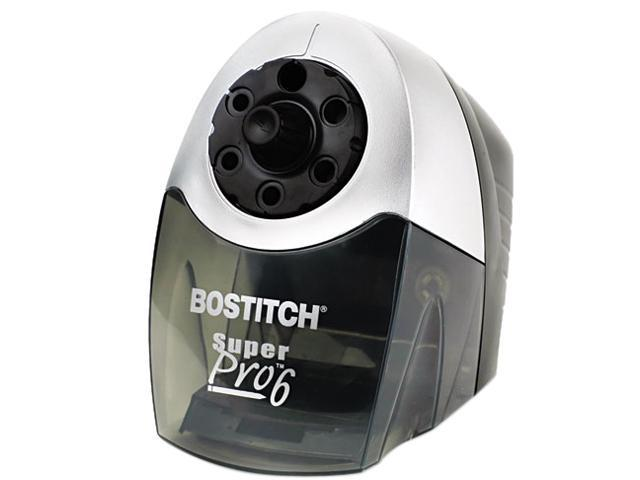 Stanley Bostitch EPS12HC SuperPro 6 Xtreme Duty Pencil Sharpener, Gray