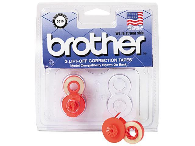 Brother Lift-Off Correction Tape 2-Pack