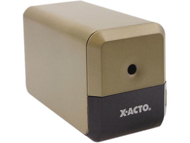 X-ACTO 1800 1800 Series Desktop Electric Pencil Sharpener, Putty