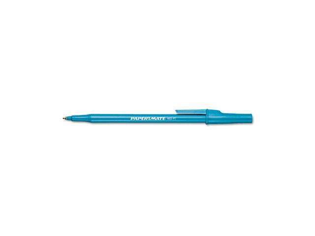 Paper Mate 4621501 Ballpoint Stick Pen, Blue Ink, Medium, 60 per Pack
