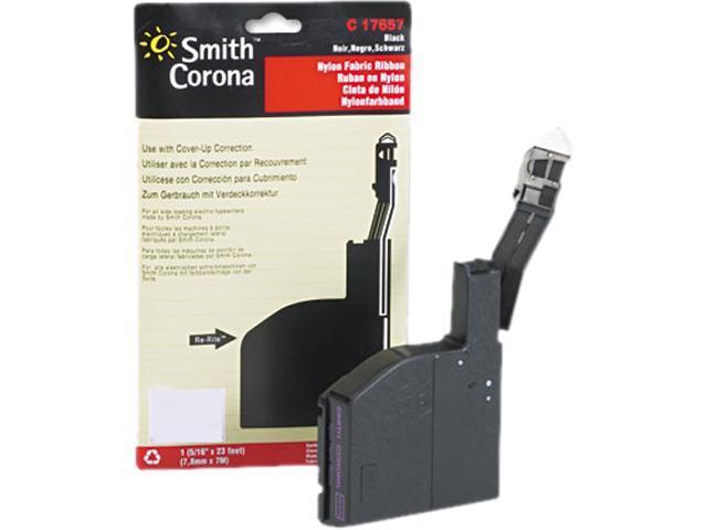 Smith Corona 17657 17657 Ribbon, Black