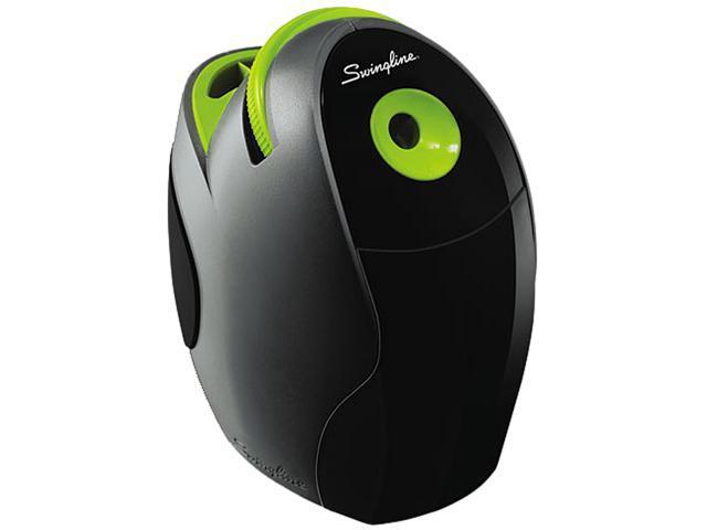 Swingline Electric Desktop Sharpener, Gray/Green