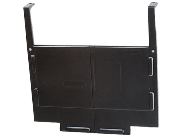 Rubbermaid 16698 Hot File Panel and Partition Hanger Set, Smoke