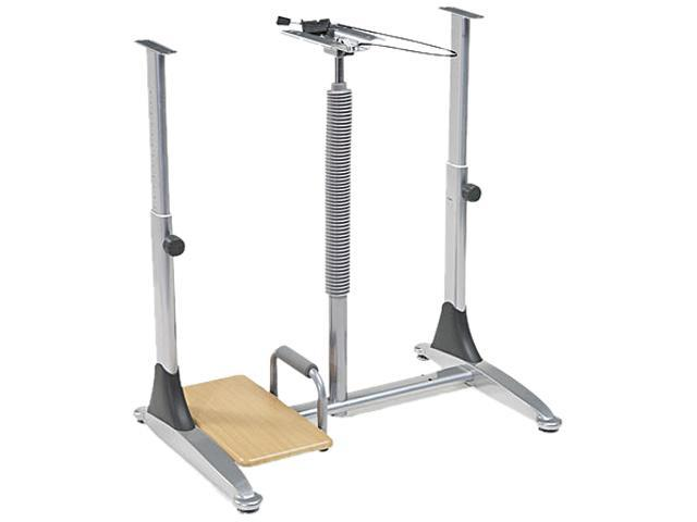 BALT 82493 Ergo Sit/Stand Workstation, 41w x 29d x 29-39h, Steel Base (Box One)