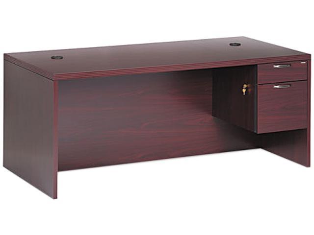 Valido 11500 Series Right Pedestal Desk, 72w x 36d x 29-1/2h, Mahogany