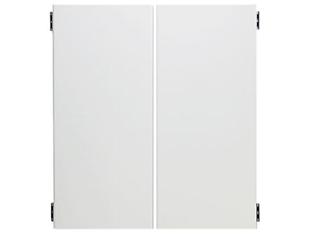 "HON 38249Q 38000 Series Hutch Flipper Doors for 72""w HON38244NQ, 36 x 16, Light Gray"