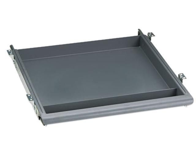 Iceberg 95452 Aspira Utility Drawer, 14w x 14-1/2d x 1-1/2h, Charcoal