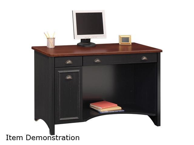 Bush Furniture Signature WC53918-03 Stanford Collection Computer Desk - Antique Black