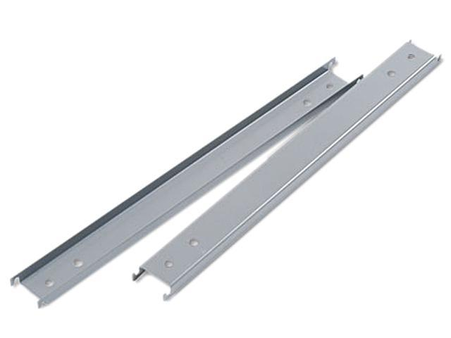 """HON 919492 Double Cross Rails for 42"""" Wide Lateral Files, Gray"""