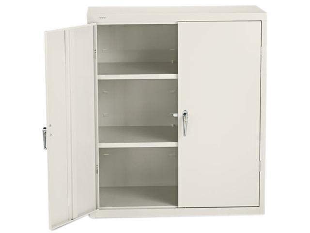 HON SC1842L Assembled Storage Cabinet, 36w x 18 1/4d x 41 3/4h, Putty