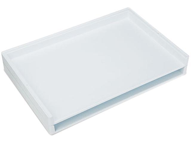 Safco 4897 Giant Stack Flat File Trays, 39w x 26d x 3h, White