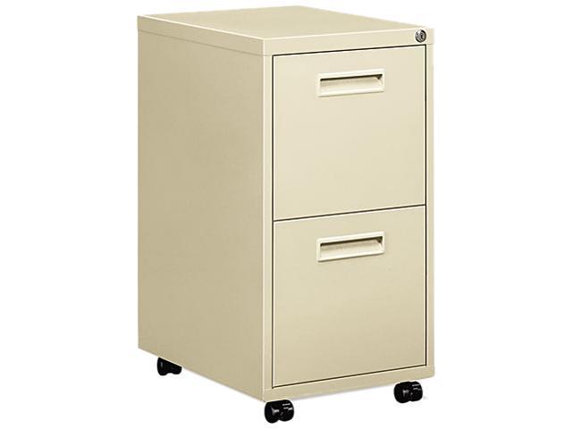 Basyx 1600 Series File/File Pedestal File W/2