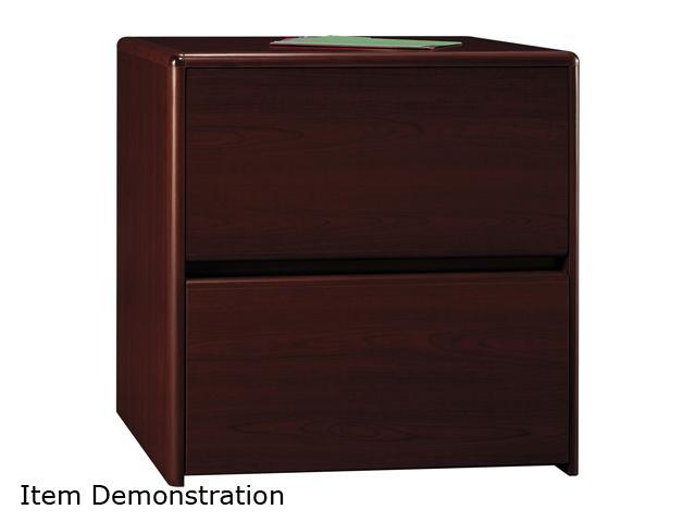 Workplace Solutions by Bush Furniture EX17781 Northfield Collection Lateral File - Harvest Cherry