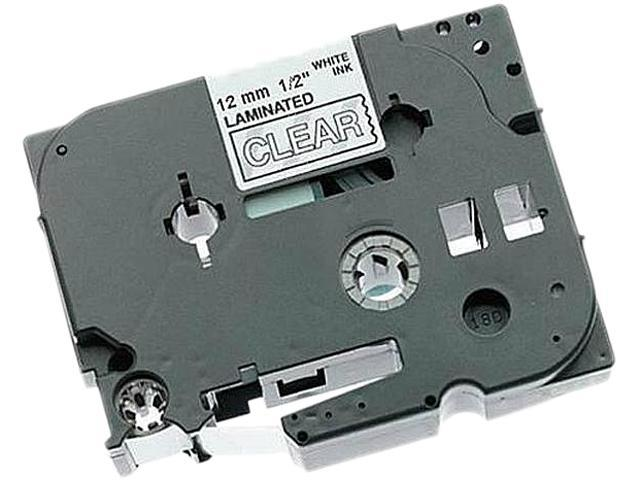 Brother P-Touch TZ Series Tape Cartridge, 0.5