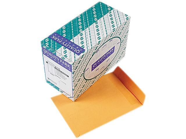 Quality Park 43562 Redi-Seal Catalog Envelope, 9 x 12, Light Brown, 250/Box