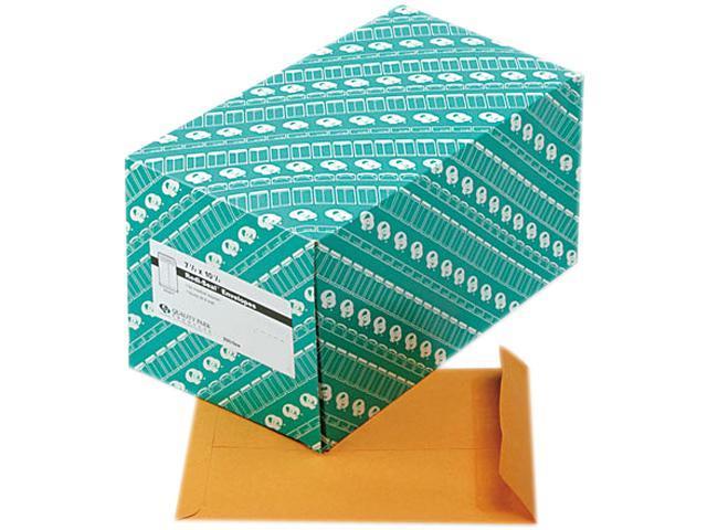 Quality Park 43462 Redi-Seal Catalog Envelope, 7 1/2 x 10 1/2, Light Brown, 250/Box