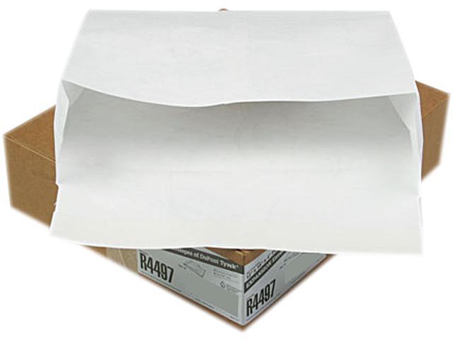 SURVIVOR R4497 Tyvek Expansion Mailer, 12 x 16 x 4, White, 18lb, 50/Carton