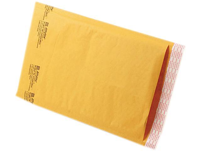 Sealed Air 39094 Jiffylite Self-Seal Mailer, #3, 8 1/2 x 14 1/2, Golden Brown, 100/Carton