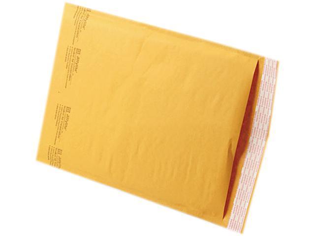 Sealed Air 39095 Jiffylite Self-Seal Mailer, #4, 9 1/2 x 14 1/2, Golden Brown, 100/Carton