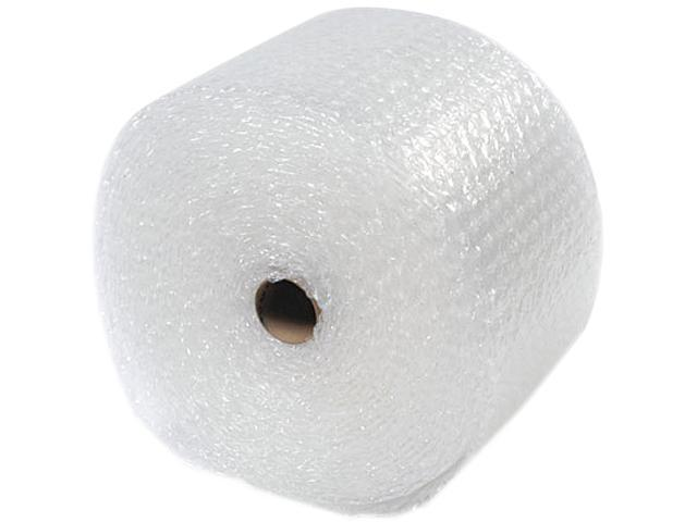 """Sealed Air 48561 Recycled Bubble Wrap, Light Weight 5/16"""" Air Cushioning, 12"""" x 100ft"""