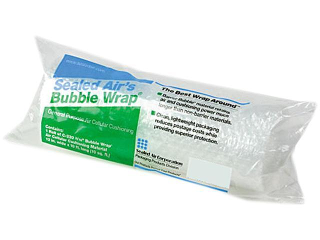 Sealed Air 10601 Bubble Wrap Cushioning Material, 3/16
