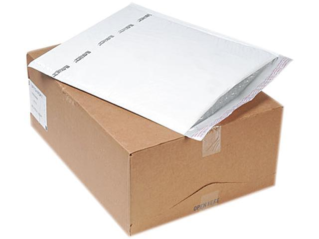 Sealed Air 37715 Jiffy TuffGard Self-Seal Cushioned Mailer, #7, 14 1/4 x 20, White, 25/Carton