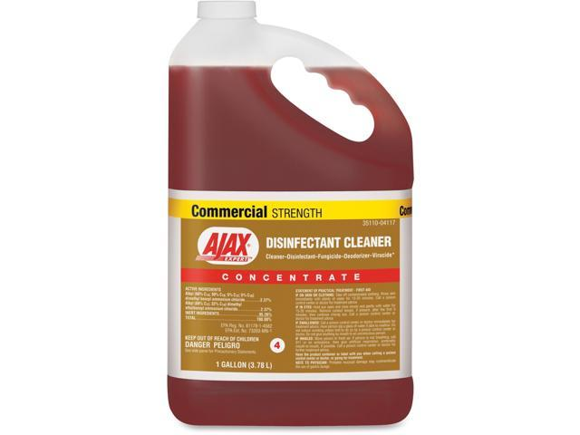 Ajax 04117CT Expert Disinfectant Cleaner/Sanitizer, 1gal Bottle, 2/Carton