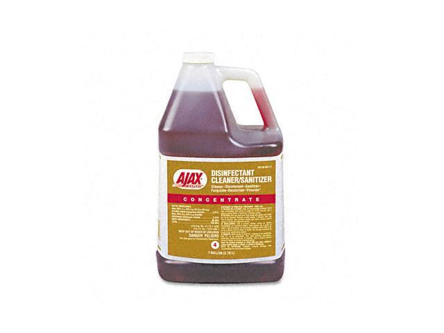 Ajax 04117EA Expert Disinfectant Cleaner/Sanitizer, 1 gal. Bottle