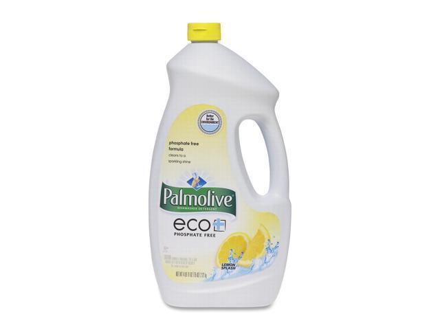 Palmolive 42706 Automatic Dishwashing Gel, Lemon, 75 oz. Bottle
