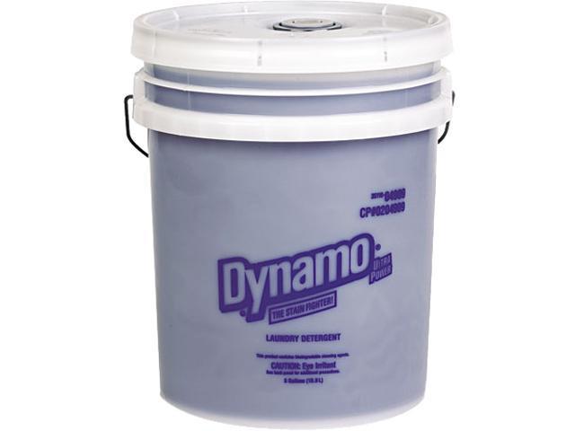 Phoenix Brands 04909 Dynamo Industrial-Strength Detergent, 5 gal. Pail