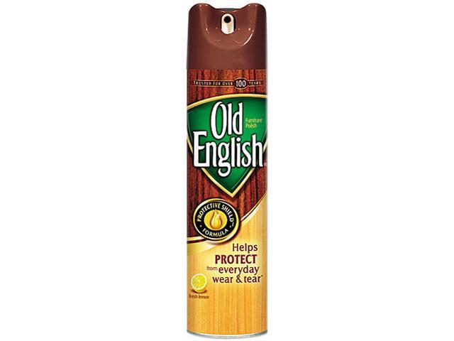 OLD ENGLISH 74035CT Furniture Polish, 12.5 oz. Aerosol Cans, 12/Carton