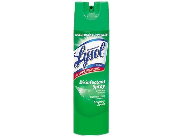 Professional LYSOL Brand 74276EA Disinfectant Spray, Country Scent, 19 oz. Aerosol