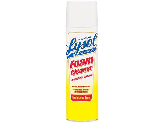 Professional Lysol Disinfectant Spray Disinfectant Foam Cleaner, 24oz Aerosol