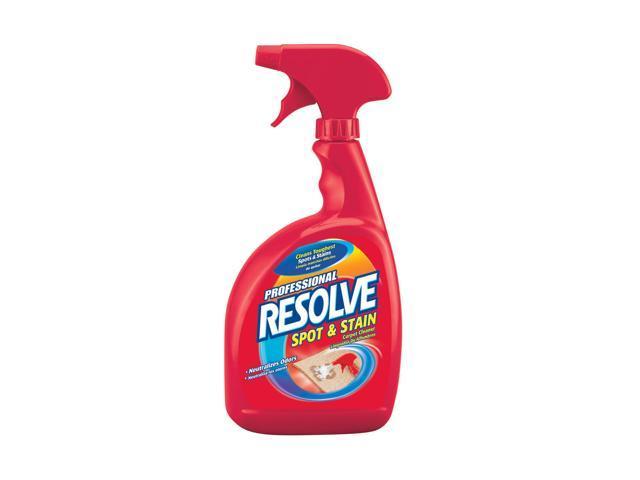 Professional RESOLVE 97402EA Spot & Stain Carpet Cleaner, 32 oz. Spray Bottle
