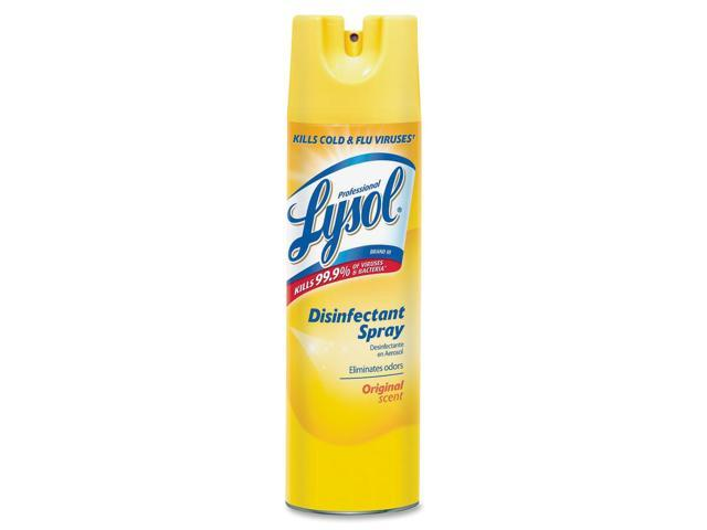 Professional LYSOL Brand 04650CT Disinfectant Spray, 19 oz Aerosol, 12/Carton
