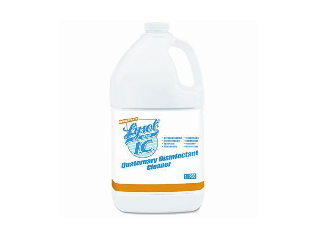LYSOL Brand I.C. 74983EA Quaternary Disinfectant Cleaner, 1 gal. Bottle
