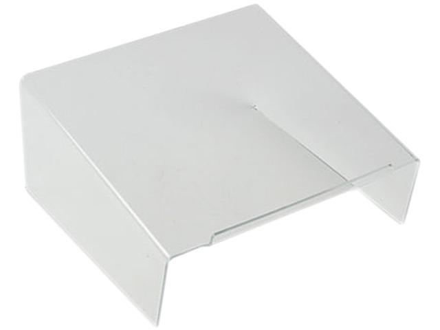 Kantek ATS580 Clear Acrylic Angled Telephone Desk Stand, 10 x 9 1/2 x 4 1/2, Clear