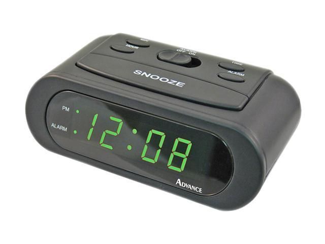 Geneva Clock 3143AT Digital Alarm Clock