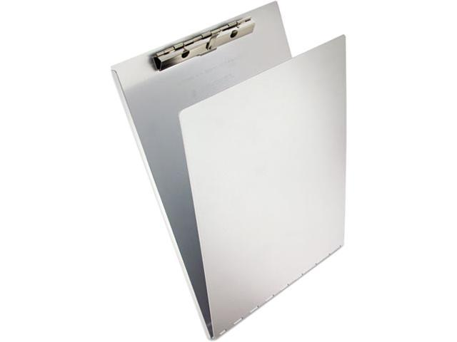 Saunders 12017 Aluminum Clipboard w/Writing Plate, 3/8