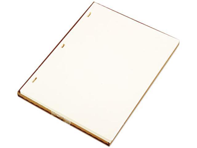 Wilson Jones 901-10 Looseleaf Minute Book Ledger Sheets, Ivory Linen, 11 x 8-1/2, 100 Sheet/Box
