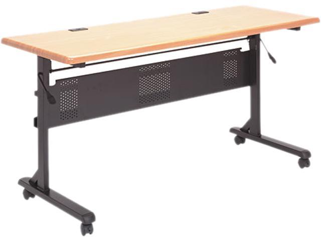 BALT 89781, Flipper Training Table Base, Flipping L-Leg, 60w x 24d x 29-1/2h, Black, Top Sold Separately, Part# of Top is BLT89879 (Mahogany) and BLT89775 (Teak, newegg item#48-032-043 )